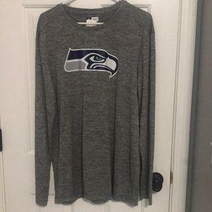 Long sleeve Seahawks shirt